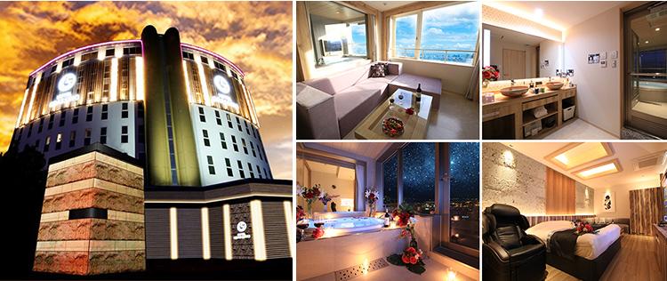 HOTEL GRASSINO PREMIUM RESORT 高崎店(ホテル グラッシーノ プレミアム リゾート 高崎店)