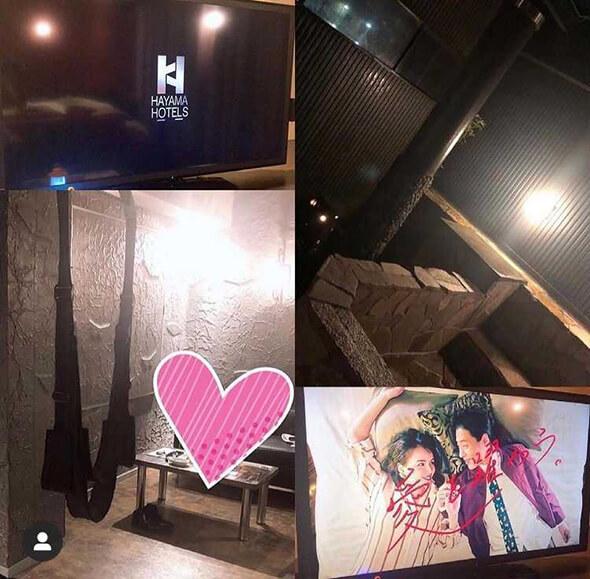 福岡県「HOTEL le Rouge(ルージュ)【HAYAMA HOTELS】」