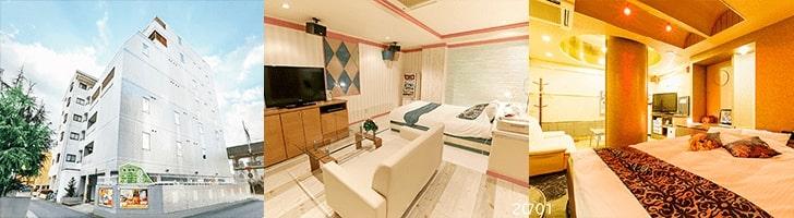 HOTEL La gale