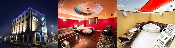 HOTEL EXY