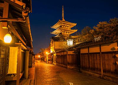 京都のラブホテルはカップルズで検索!人気の観光スポットや地元民が愛するグルメをご紹介!