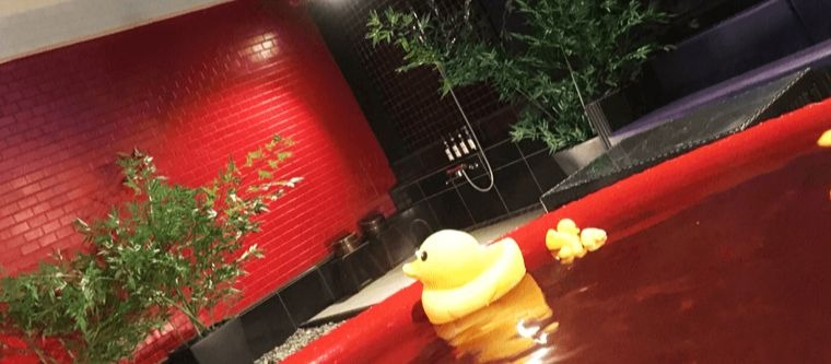 SARA部屋風呂