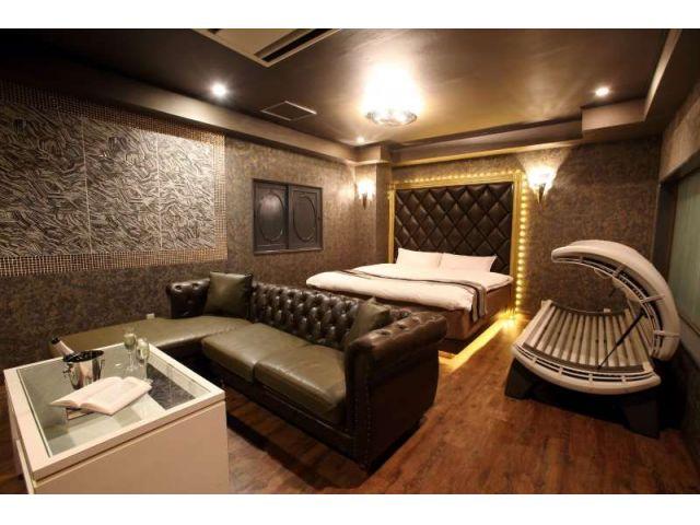 DType201号室福岡初のコラーゲンマシーン&ホタルバスルーム