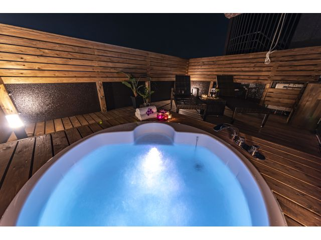 801号室・・・琵琶湖が一望できる露天風呂完備で大人気のお部屋です!!