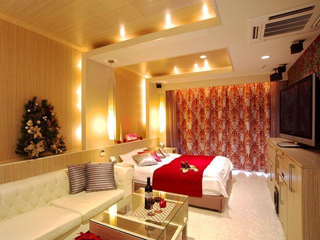 「赤色が好きで、いつか赤を基調としたお部屋に住みたい方」のためのお部屋