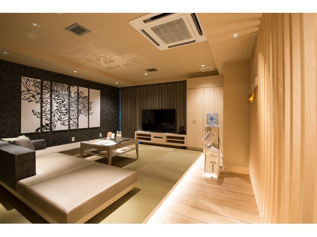 902号室:木のぬくもりが居心地の良さを更に高めてくれる一室。