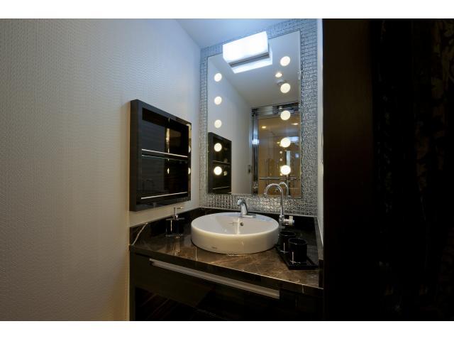 506号室Washroom