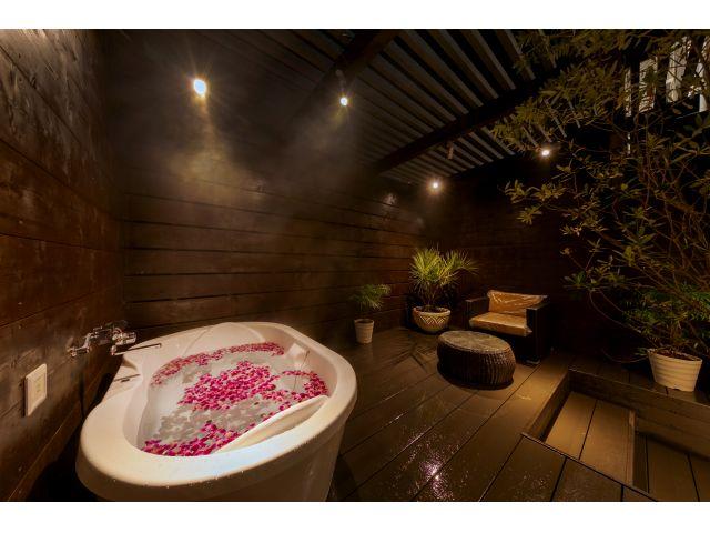 露天風呂(※イメージです。)