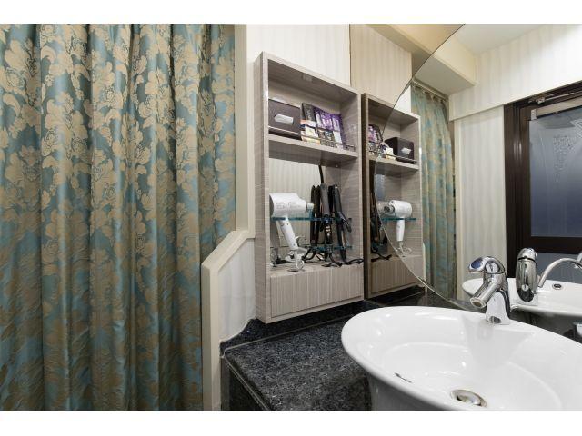512号室Washroom