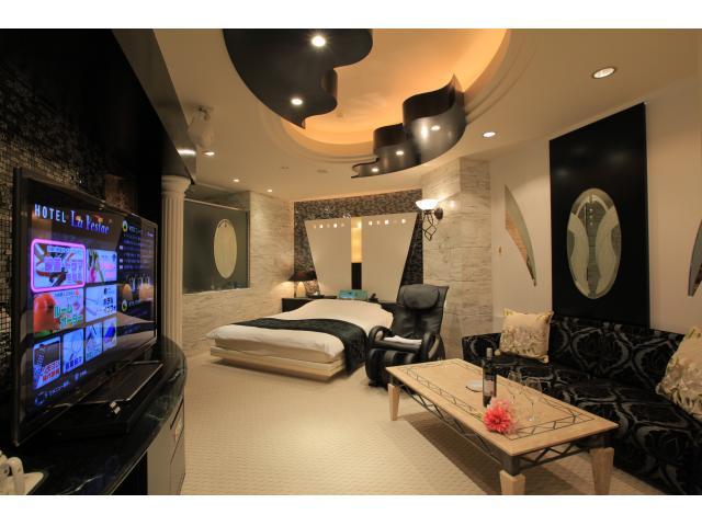 カッコいいお部屋の201号室。