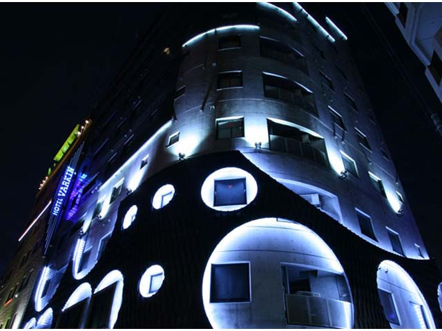 VARKIN HOTEL ( バーキン ホテル )