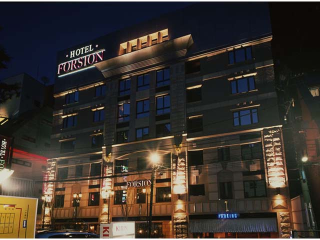 HOTEL FORSION(�z�e�� �t�H�[�V����) [�V�hJHT�z�e���O���[�v]