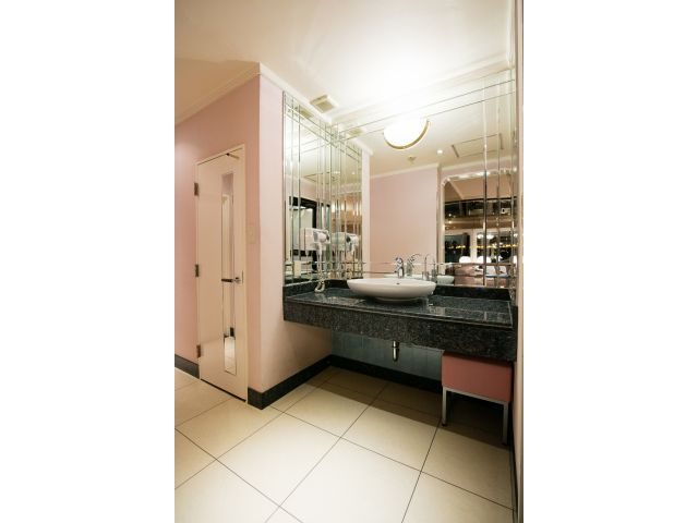 308/Washroom 広々としたWashroom