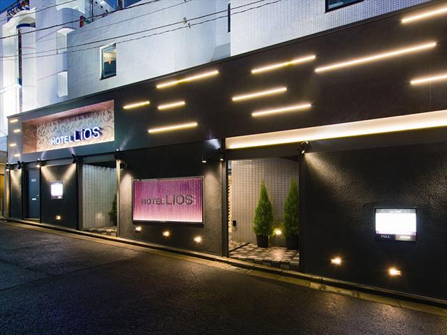 HOTEL LiOS 渋谷