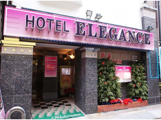 HOTEL ELEGANCE(�z�e�� �G���K���X)