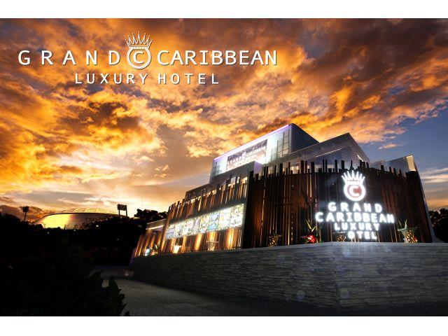 GRAND CARIBBEAN LUXURY HOTEL ( グランド カリビアン ラグジュアリーホテル )