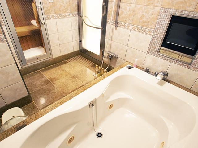 312 Aタイプ バスルーム