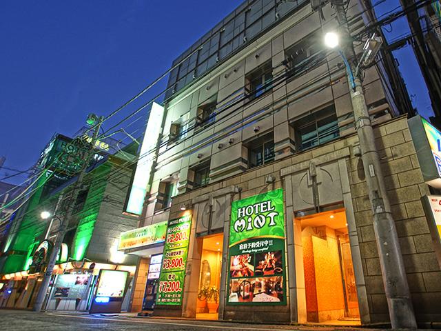ミント歌舞伎町