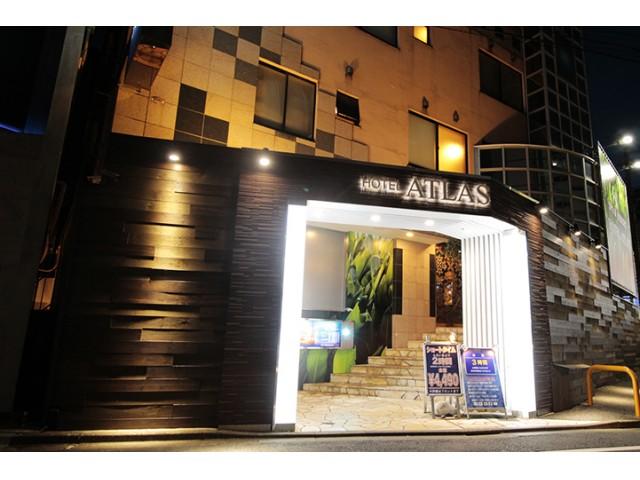 HOTEL ATLAS(�z�e�� �A�g���X)