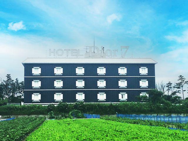 HOTEL Dior7 浜松