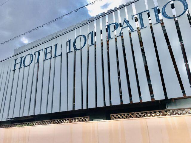 HOTEL 101 PATIO
