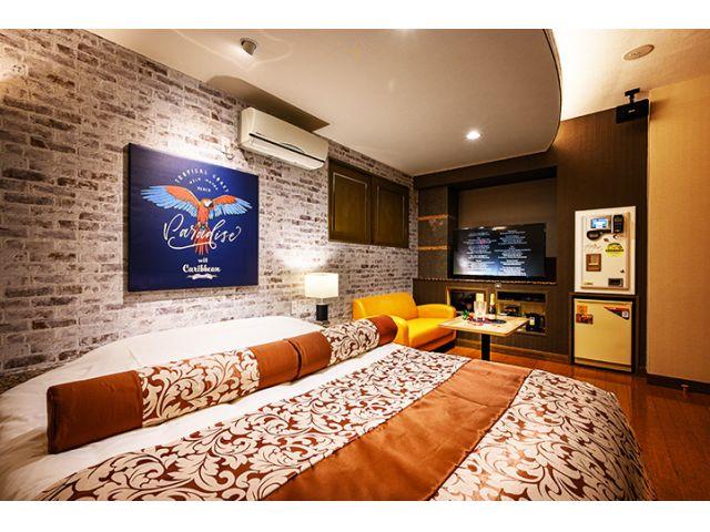 ホテル WILL カリビアン 土浦北店 (旧ホテル シルク 土浦)