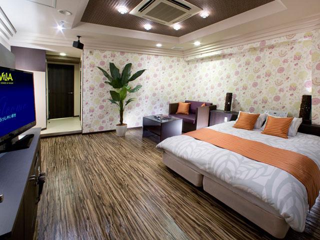 栄 ラブホテル ヴィラ 栄店 (VILLA) ハグハグホテルグループ