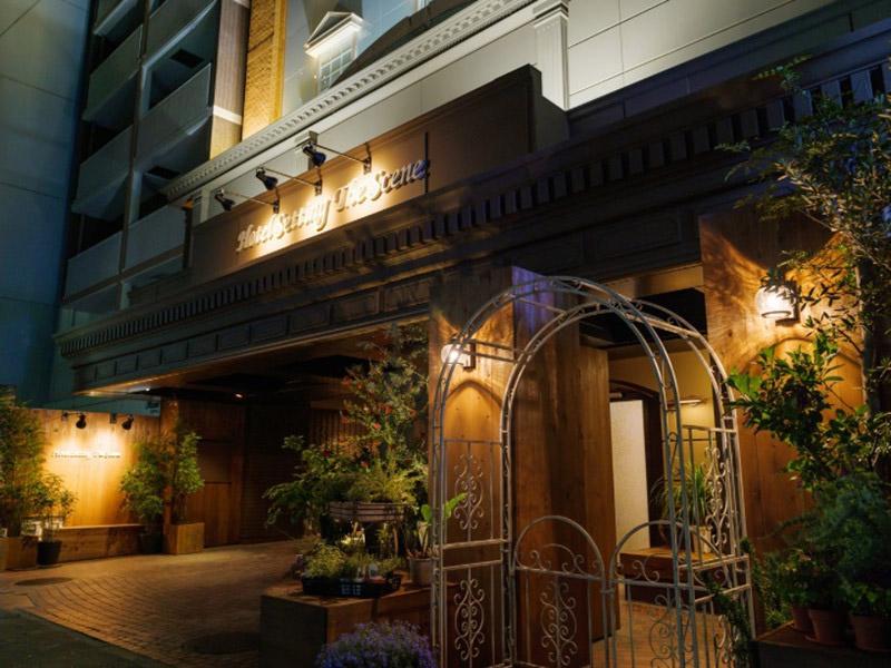ホテル ザ・シーン栄店(旧ホテル イマージュ)