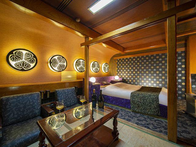 難波 ホテル ローラン