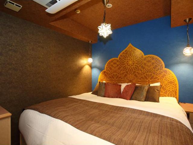 401 401号室ベッドルーム