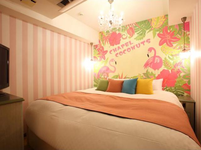 501 501号室寝室