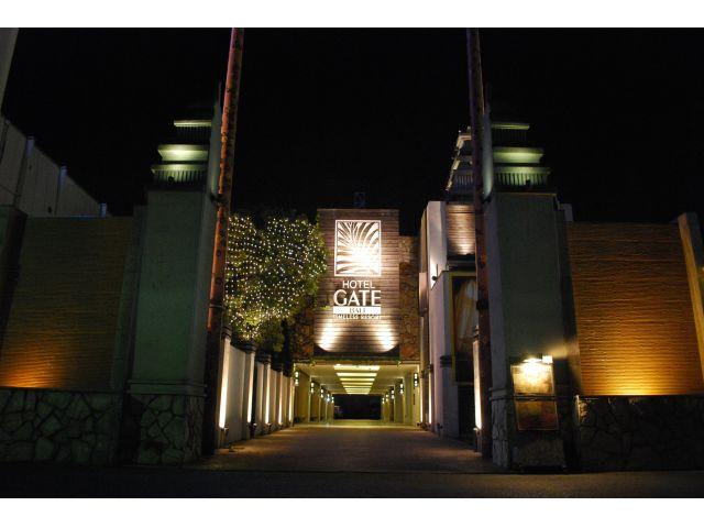 HOTEL GATE BALI