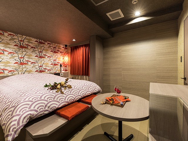 栄 ラブホテル コンパクトホテル ハグハグ SAKAE-Ⅰ 店(HUGHUG)ハグハグホテルグループ