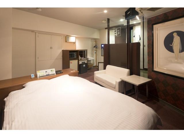 ホテル レッツSUSUKINO