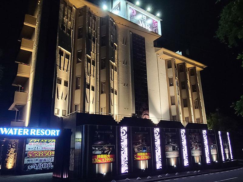 HOTEL ウォーターリゾート仙台