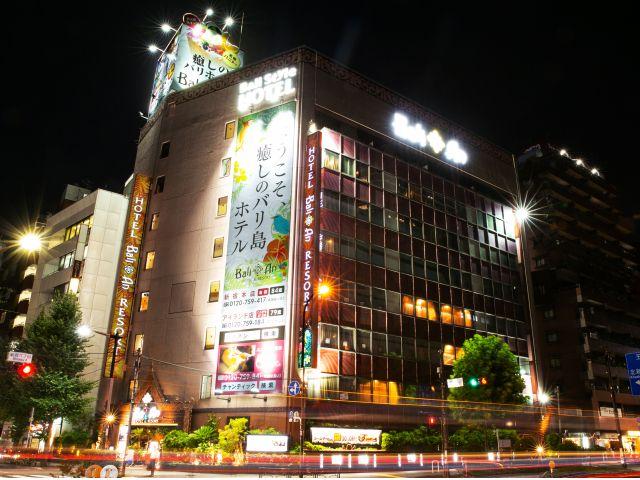 ホテル バリアンリゾート新宿本店