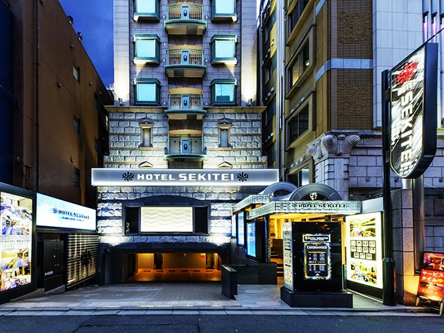 HOTEL SEKITEI EMPEROR TOWER 新宿歌舞伎町店