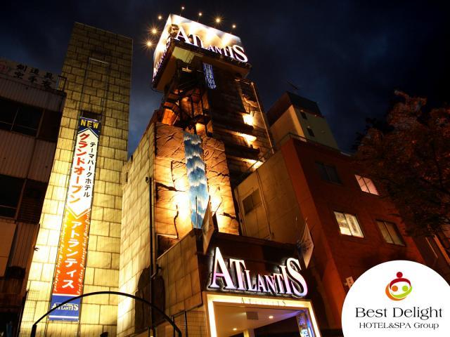 HOTEL ATLANTIS 谷町店 * BestDelightグループ *