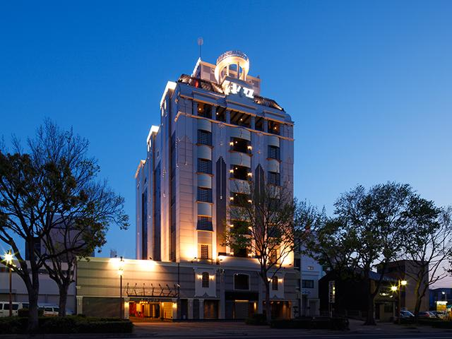 Amusement Hotel JAZZ(アミューズメント ホテル ジャズ)外観