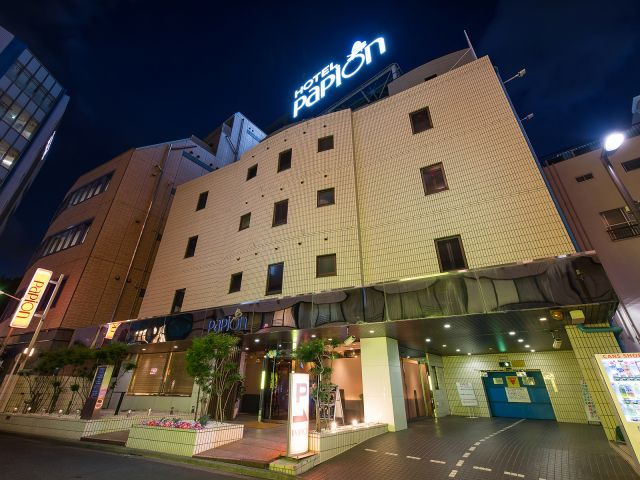 HOTEL  Papion(パピオン)