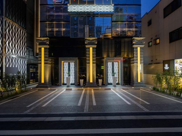 ホテル 香