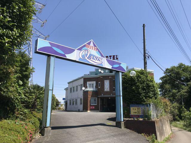 HOTEL  OASIS(ホテル オアシス)