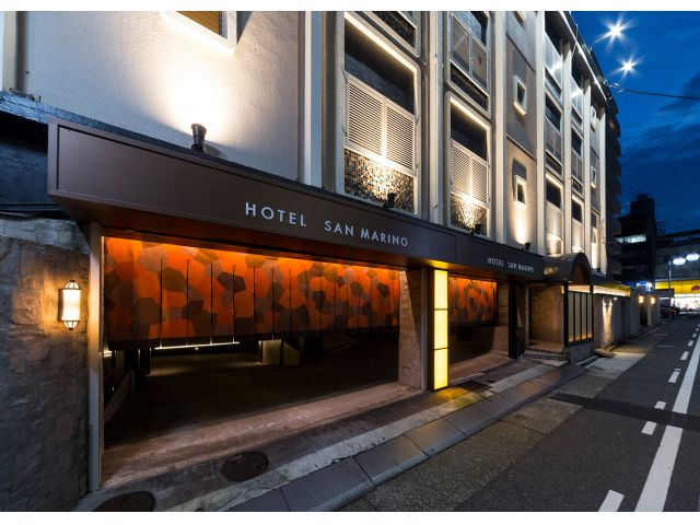 HOTEL さんまりの by CHAMPS・elysees(ホテル さんまりの バイ シャンゼリゼ)外観