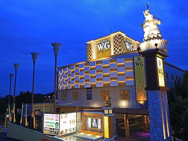 ホテル ウォーターゲート香芝