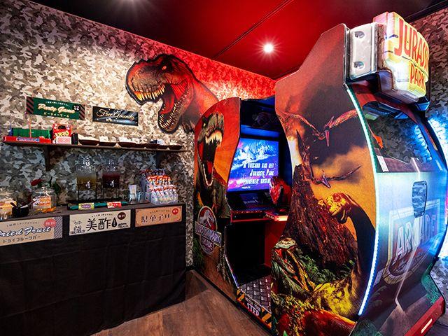 恐竜/アーケードゲーム アーケードゲーム