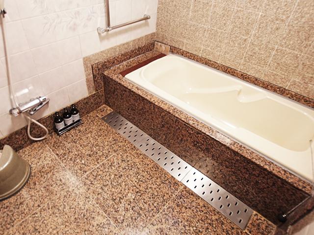 206 Type C バスルーム