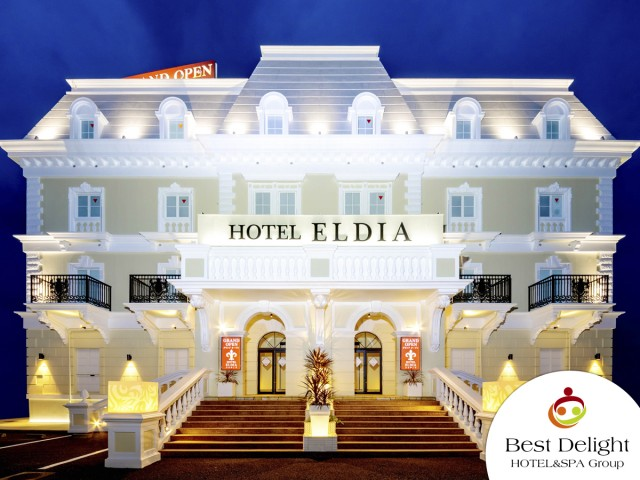 HOTEL ELDIA * BestDelightグループ *