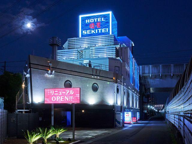 ホテル クィーンエリザベス石庭 西船橋店