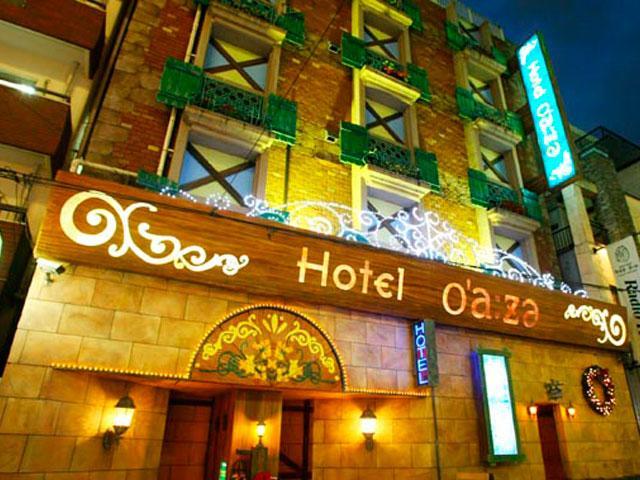 ホテル  オアーゼ