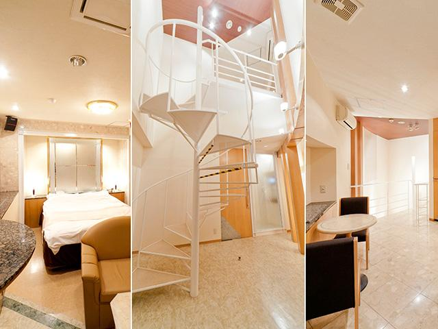 ホテル ファインアロマ大阪岬南一番地 I ・II 店